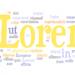 Nuage 1 - wordle.net